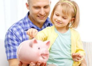 Filhos e Dinheiro